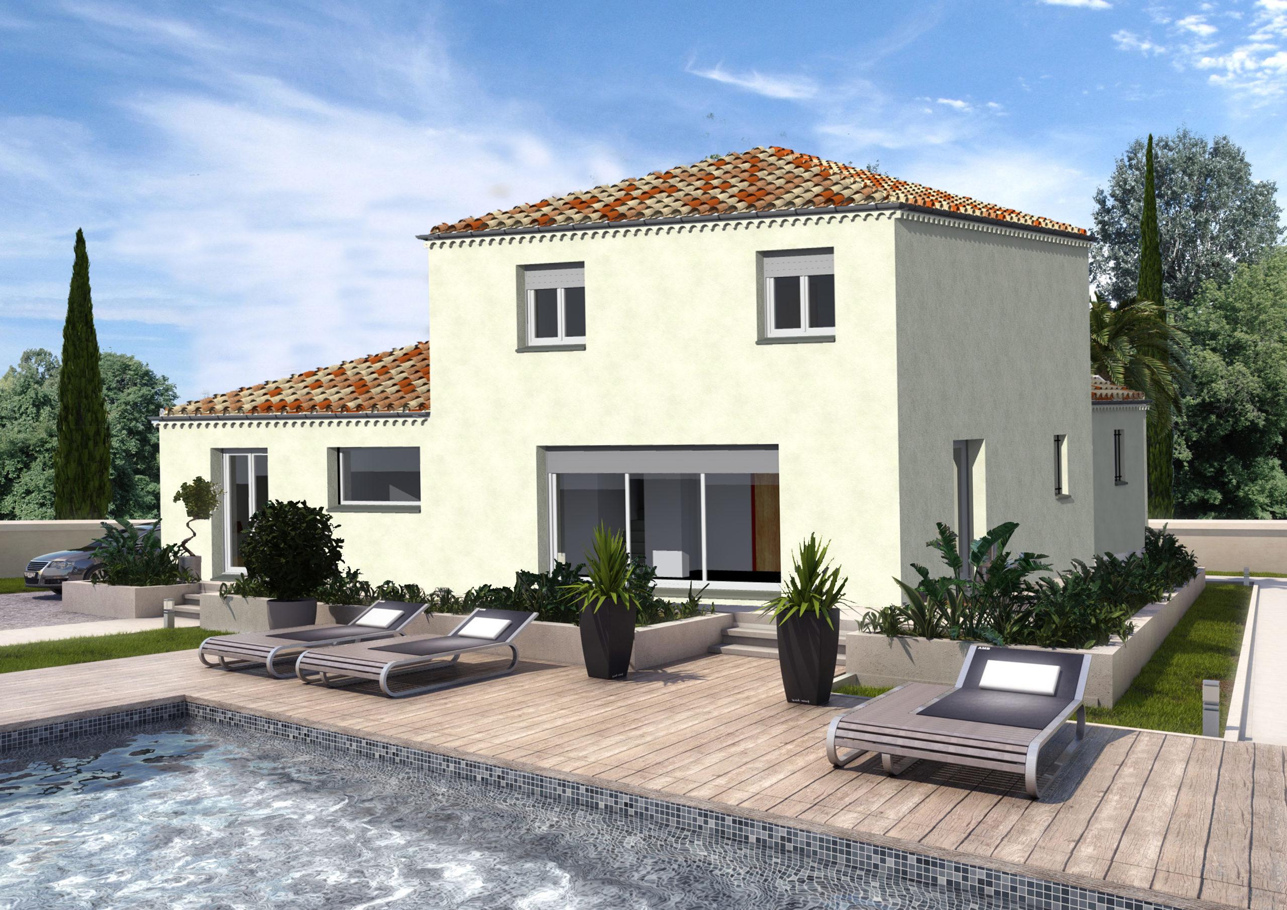 Maison Neuve De 90m2 Situee A Eurre En Drome 123 Chez Moi